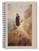 1890-1900- Vasily Polenov Spiral Notebook
