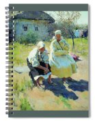 1893 Sergey Vinogradov Spiral Notebook