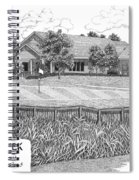 18th Hole - Deercreek Country Club Spiral Notebook