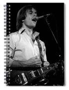 #19 Enhanced Bw Spiral Notebook