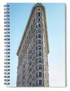 Flatiron Building Spiral Notebook