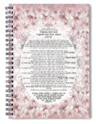Sukkot-ushpizin Prayer- The Hosts... Spiral Notebook