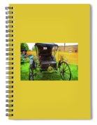 1906 Holsman Automobile Spiral Notebook