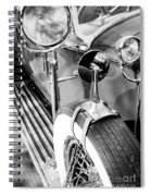 1907 Rr Silver Ghost - The 57 Millions Dollar Car Spiral Notebook