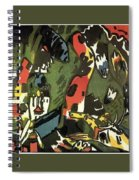 1909 Vasily Kandinsky Spiral Notebook