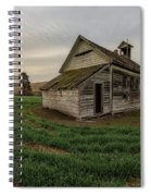 1910 Schoolhouse Spiral Notebook