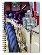 1913 Rolls Royce Silver Ghost Detail Spiral Notebook