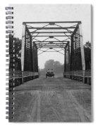 1915 Hudson Road Bridge Spiral Notebook