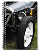 1920-1930 Ford Racer Spiral Notebook