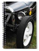 1920-1930 Ford Racer Spiral Notebook
