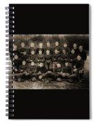 1921 Royal Cc Football Champions Spiral Notebook