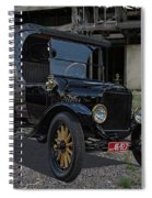 1923 Ford Model T Truck Spiral Notebook