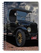 1923 Model T Ford Truck Spiral Notebook