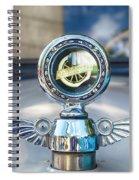 1925 Studebaker Spiral Notebook