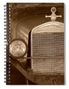 1926 Model T Spiral Notebook