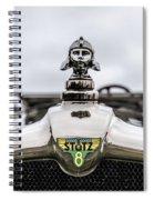 1927 Stutz Blackhawk Challenger Spiral Notebook