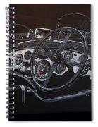 1928 Bentley Dash Spiral Notebook
