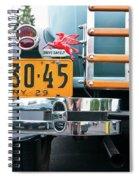 1929 Ford 2058 Spiral Notebook