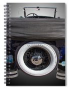 1929 Model A Ford Spiral Notebook