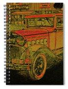 1930 Hudson Spiral Notebook