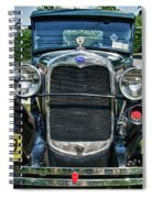 1931 Ford 7374 Spiral Notebook