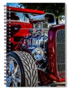 1931 Ford Coupe 2 Spiral Notebook