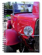 1931 Ford Spiral Notebook