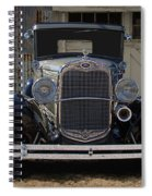 1931 Ford Model A Roadster Spiral Notebook