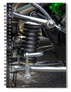 1931 Ford Roadster Suspension Spiral Notebook
