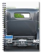 1931 Ford Tudor Sedan 'see Ya' Spiral Notebook