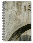 1931 Spiral Notebook