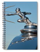 1931 Pierce Arrow 3471 Spiral Notebook
