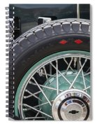 1932 Chevrolet Spiral Notebook
