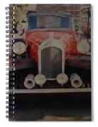 1932 Spiral Notebook
