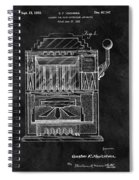 1932 Slots Patent Spiral Notebook