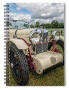 1933 Mg Sports Car Spiral Notebook