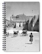 1934 And 1939 Bethlehem Nativity Church  Spiral Notebook