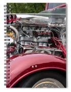 1934 Chevy Truck Motor Spiral Notebook