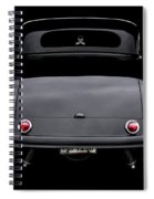 1934 Ford 3 Window Coupe Spiral Notebook