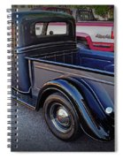 1935 Ford Pickup Spiral Notebook