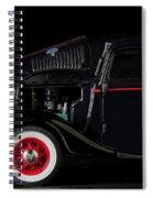 1935 Truck- 3 Spiral Notebook