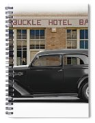 1936 Plymouth Business Coupe II Spiral Notebook