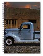 1937 Chevy Pickup Truck Spiral Notebook
