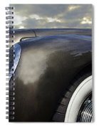 1938 Lincoln Spiral Notebook
