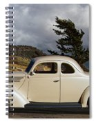 1939 Chevrolet Coupe Spiral Notebook