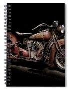 1939 Indian Chief Spiral Notebook