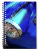 1940 Chevy Special Deluxe Spiral Notebook