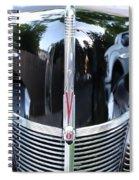 1940 Ford Spiral Notebook