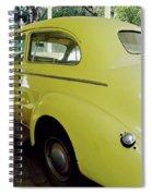 1940 Oldsmobile Spiral Notebook