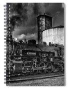 1940 Or 1990 Spiral Notebook